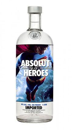 32 diseños muy molones del packaging de Absolut