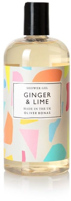 OB Ginger & Lime Shower Gel