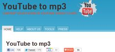 5 Websites to Convert YouTube Video to mp3