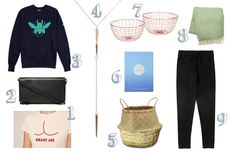 Still searching for fair, sustainable and green gifts? with Reformation, Everlane, The little market and many more. Gung Ho, Green Gifts, Reformation, Gift Guide, Posts, Design, Fashion, Moda, Messages