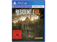 Resident Evil 7 biohazard PS4 Spiele