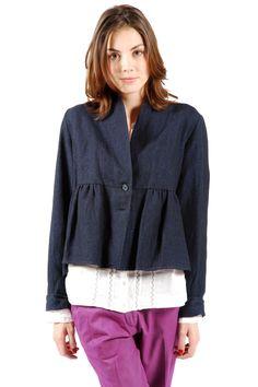 Sweet Peplum Jacket