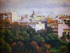 Valencia desde el antiguo cauce