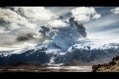 Eyjafjallajökull. i'll never forget it.