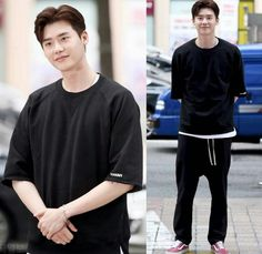 Wrap party of lee jong suk new drama 'While you were sleeping'