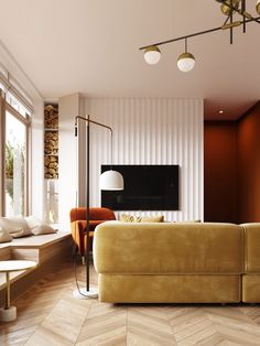 Warm Tone Interior Design: A Design Guide With 3 Examples Interior Design Guide, Interior Inspiration, Room Inspiration, Home Interior, Interior Architecture, Platform Bed Designs, Unique Flooring, Living Room Accents, Bedroom Red