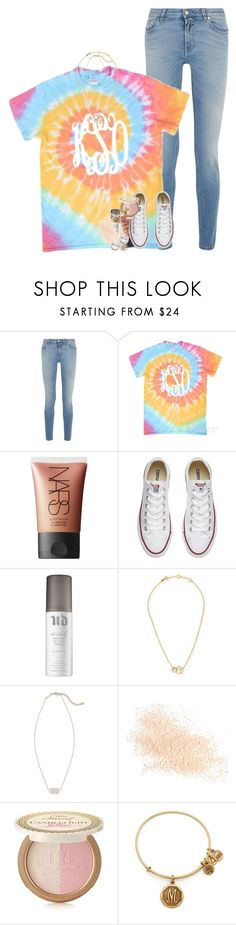 """so cheer is over.. :("" by ellaswiftie13 ❤ liked on Polyvore featuring Givenchy, NARS Cosmetics, Converse, Urban Decay, Tory Burch, Kendra Scott, Eve Lom, Too Faced Cosmetics and Alex and Ani"