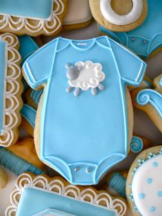 .Oh Sugar Events: baby shower