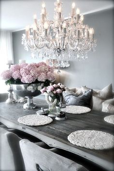 Decorating with Style ~ Rustic Glam (Remodelaholic)