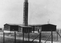 A crematorium at the Majdanek extermination camp, outside Lublin. Poland, date uncertain.