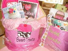 Great gift idea for that specail someone who loves treats