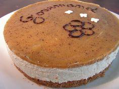 Les gourmandises de Lydie: Cheesecake-kiwi (sans cuisson)