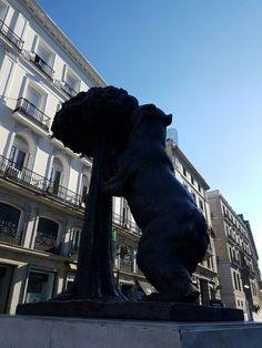 Espanha - Madri - Simbolo da cidade