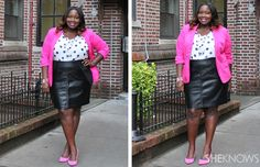 4 Fabulous plus-size trends of fall 2013