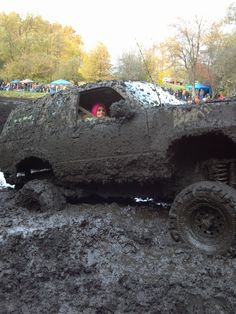Our mud Truck