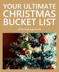 Make the most of your Christmas with this Christmas Bucket List with lots of Christmas activities for families. Make the most of your family time with these Christmas bucket list ideas. Christmas Activities For Families, Activities For Kids, Special Day, Special Events, Safety Tips, Kids Safety, Holidays With Kids, Favorite Holiday, Xmas