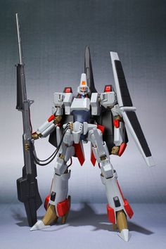 ROBOT魂 エルガイムMk-II 01
