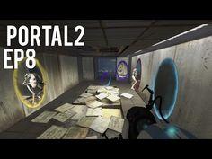 Portal 2. ep8: RIP Hayley... W/Hayleyhedgehog - YouTube