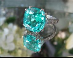 Pariba Tourmaline! Hopefully I will have one like this! :)