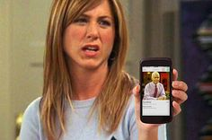 "If ""Friends"" Had Tinder"