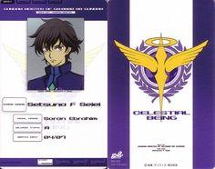 Gundam 00 Setsuna F Seiei/Soran Ibrahim