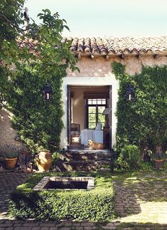 This rustic old stone house was formally a rural school in the provence of Burgos, Spain