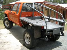 *Official* Toyota Flatbed Thread - Page 21 - : and Off-Road Forum Lifted Chevy Trucks, Toyota Trucks, Pickup Trucks, Truck Flatbeds, Truck Boxes, Pickup Accessories, Toyota Hilux, Toyota 4x4, Ute Trays