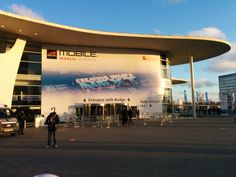 MWC 2014: Sunny and calm in lovely Barcelona (photos)