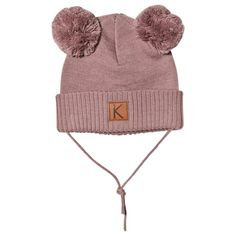 Köp Kuling Zermatt Mössa Lila - Lekmer.se Newborn Essentials, Zermatt, Baby Shop, Baby Gear, Merino Wool, Drawstring Backpack, Baby Car Seats, Lilac, Kids Outfits