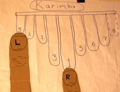 Teach Kids to Play the Kalimba (Thumb Piano) Music Tabs, Music Notes, Music Video Song, Music Videos, Drums Artwork, Draw Hair, Piano Music, Teaching Kids, Good Music