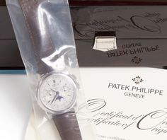 Patek Philippe 5970G - Will be sold in our next summer public auction in Monte-Carlo - July 28th, 2014 - Visit us www.boule-auctions.com