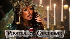 Pirates of the Caribbean Parody by The Hillywood Show® Jack is Back!!!!!