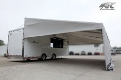 Mobile Marketing Trailers - Stage Trailers - Product Display Trailers