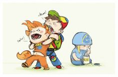 Browser wars lol