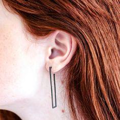 Oblong Earrings \ FORMA