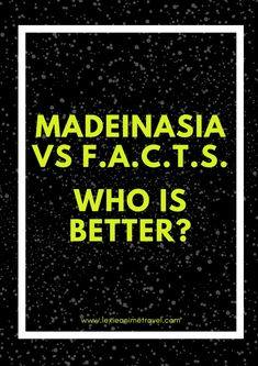 MadeInAsia VS F. Why did I brought up this topic? As we all know this two events are not just the well-known and biggest Anime Conventions, Bring It On, Calm, Facts, Events, Good Things, Artwork, Movie Posters, Work Of Art