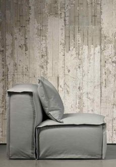 "Concrete Wallpaper by Piet Boon . the flexibility and affordability of ""concrete wallpaper"" Concrete Wallpaper, Concrete Walls, Concrete Formwork, Reinforced Concrete, Shabby Chic Tapete, Beton Design, Concrete Design, Unique Wallpaper, Amazing Wallpaper"