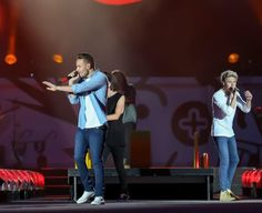 One Direction Seattle OTRA Tour