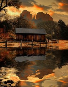 Peaceful in Sedona, Arizona