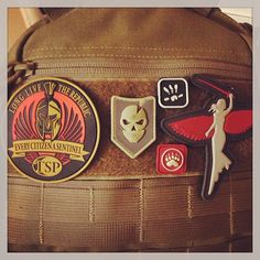 My favorite patches! Tactical Patches, Tactical Gear, Funny Patches, Morale Boosters, Tac Gear, Pin Logo, Morale Patch, Challenge Coins, Patch Design