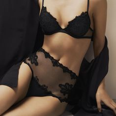 La Perla Lingerie Collection AW2014 'Paisley'