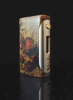 Box Mod by Erie Tsui #highendmods #boxmods #vape #vapeart #vapeporn #waketovape #bbv #brokeballervapes