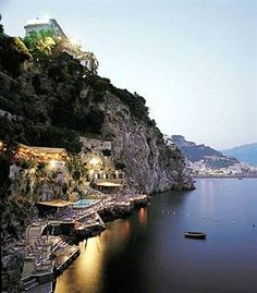 Santa Caterina, Amalfi, Italia