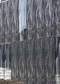 Réserves du Musée Ingres, Montauban, 2008 by  w-architectures  #facade #museum