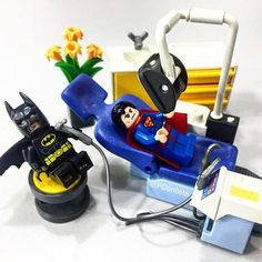 Batman x Superman #odonto #odontologia #dentista
