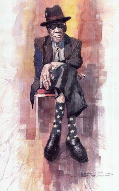 Jazz Bluesman John...Yuriy Shevchuk