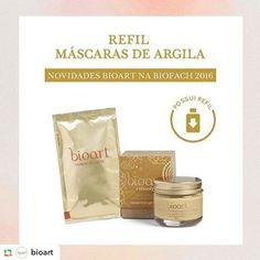 #GPRepost#reposter#notetag @bioart via @GPRepostApp ======> @bioart:Em Breve: REFIL DAS MÁSCARAS DE ARGILA ECOCERT. . A Bioart lançará REFIS das suas 5 poderosas Máscaras de Argilas ECOCERT na Bio Brazil Fair | Biofach América Latina 12a Feira Internacional de Produtos Orgânicos. .  Por um mundo mais sustentável! . Aguarde e confira na feira: Data: 8 - 11 junho Local: 2 Piso da Bienal do Ibirapuera / SP Horário: 11h - 19h . #bioart #amorearte #biofach2016 #orgânicos #organic #biocosmetics…