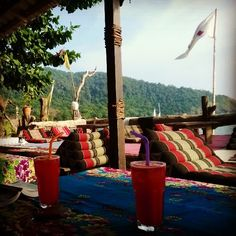 Ko Lanta - Bamboo bay - Thailande