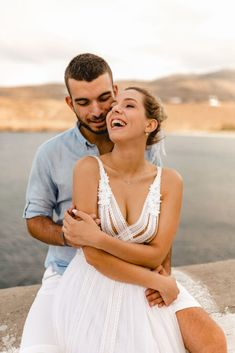 4 Main Questions and Answers About Your Destination Wedding in Greece Question And Answer, This Or That Questions, Greece Wedding, Maine, Destination Wedding, Wedding Dresses, Tips, Fashion, Bride Dresses