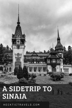 Sometimes tough choices have to be made, but our travel to Sinaia to see Peles Castle was a good one. Peles Castle, Visit Romania, Back In Time, Eastern Europe, Us Travel, Choices, Country, Rural Area, Country Music